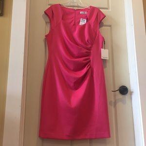 Calvin Klein Lined Dress